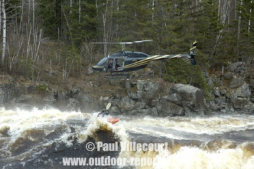 28 - The Beast : kayak extreme au Canada. | The Beast : extreme kayaking in Canada.